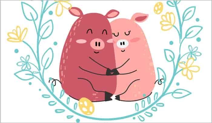 돼지띠 궁합